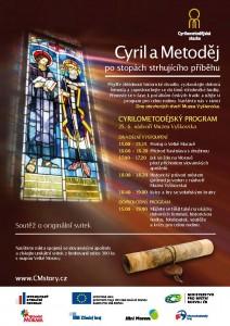 Cyril a Metoděj - po stopách strhujícího příběhu