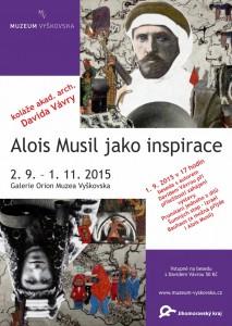 Alois Musil jako inspirace