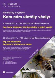 Přednášky o včelách